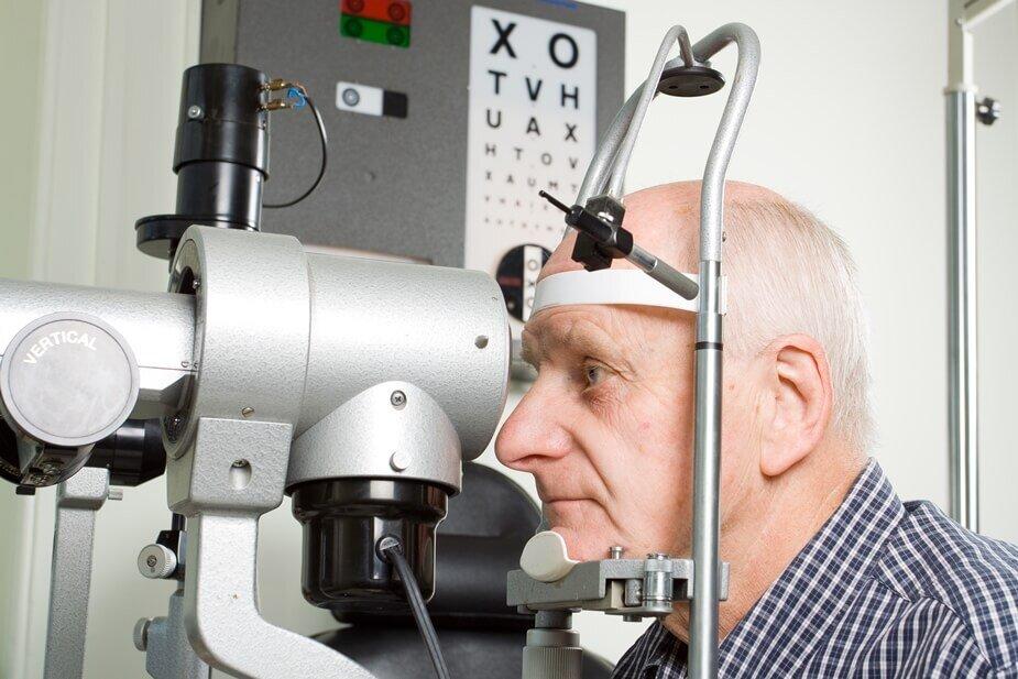 בדיקת לחץ תוך עיני